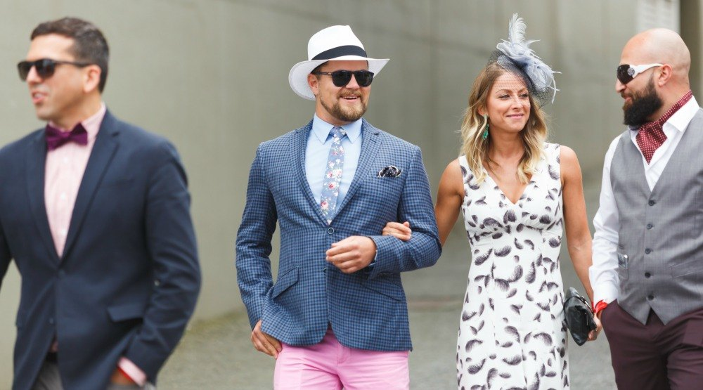 Get fancy at the 9th annual Deighton Cup