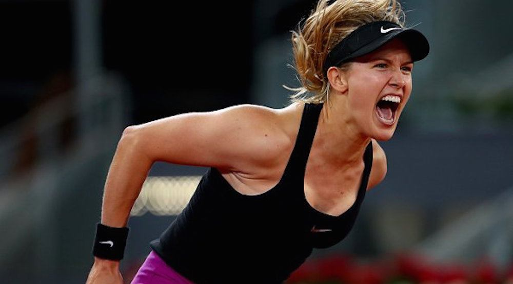 Genie Bouchard to play in local Quebec tennis tournament this September