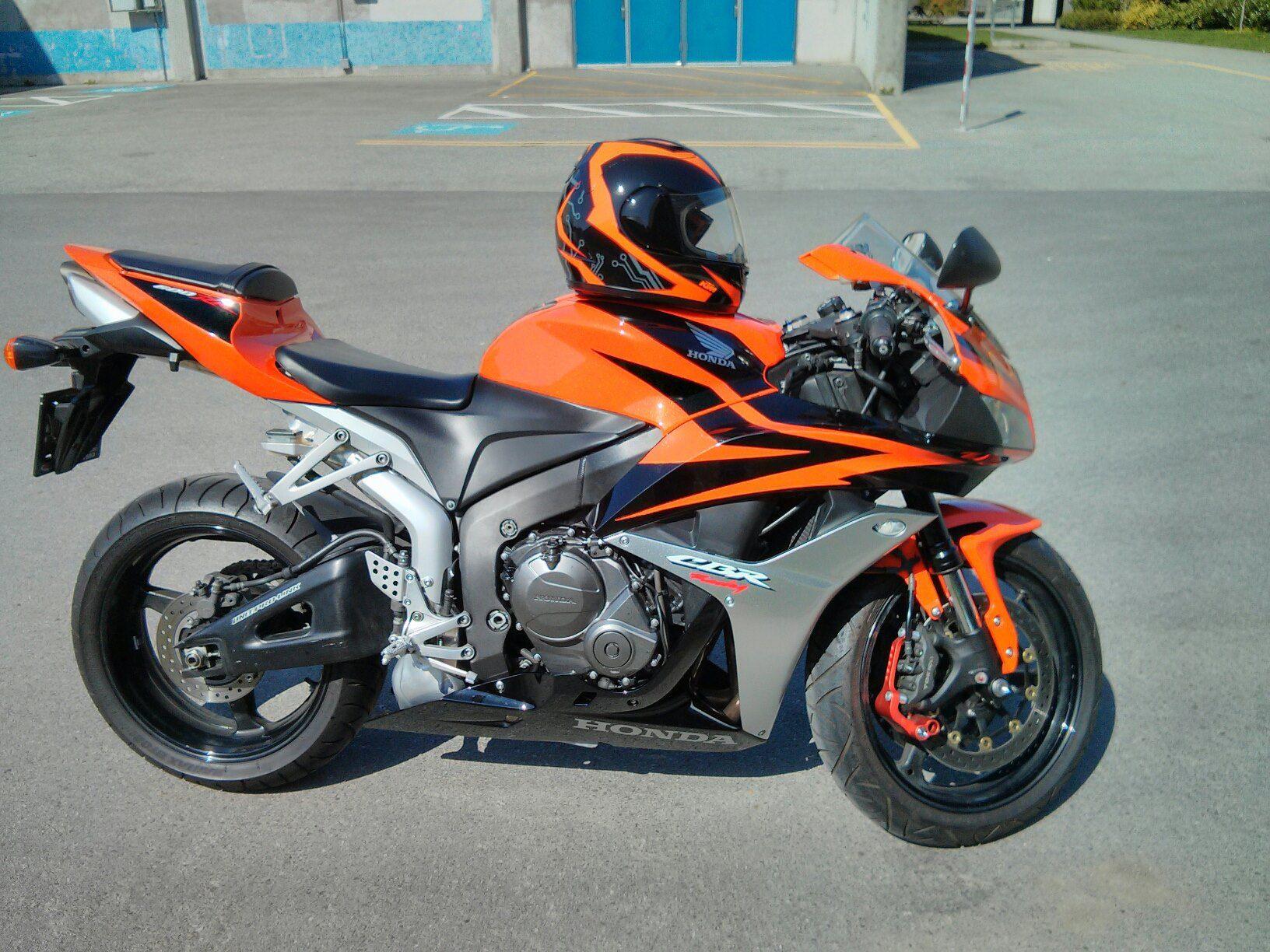Ashneel Singh's beloved motorcycle (Ashneel Singh)