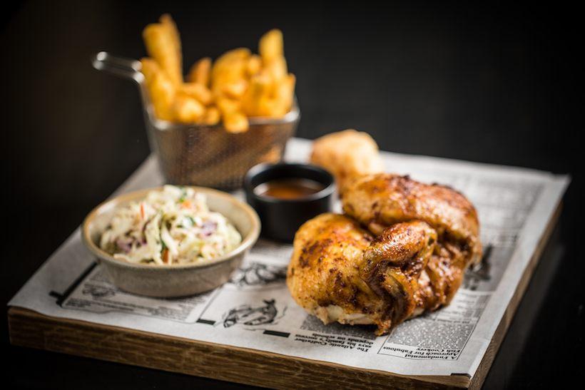 Westin H2_ rotisserie chicken