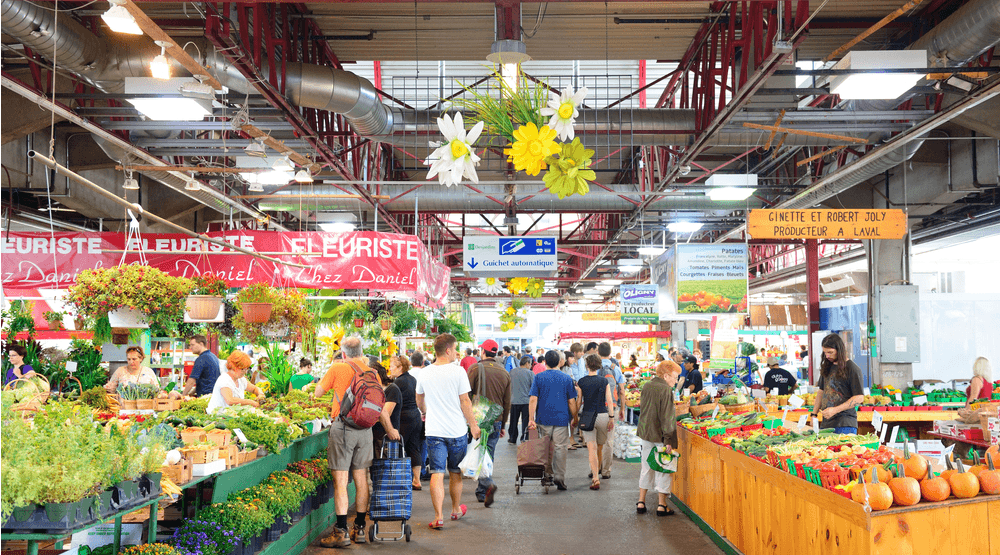 The Jean Talon Market is running an awesome Mother's Day contest