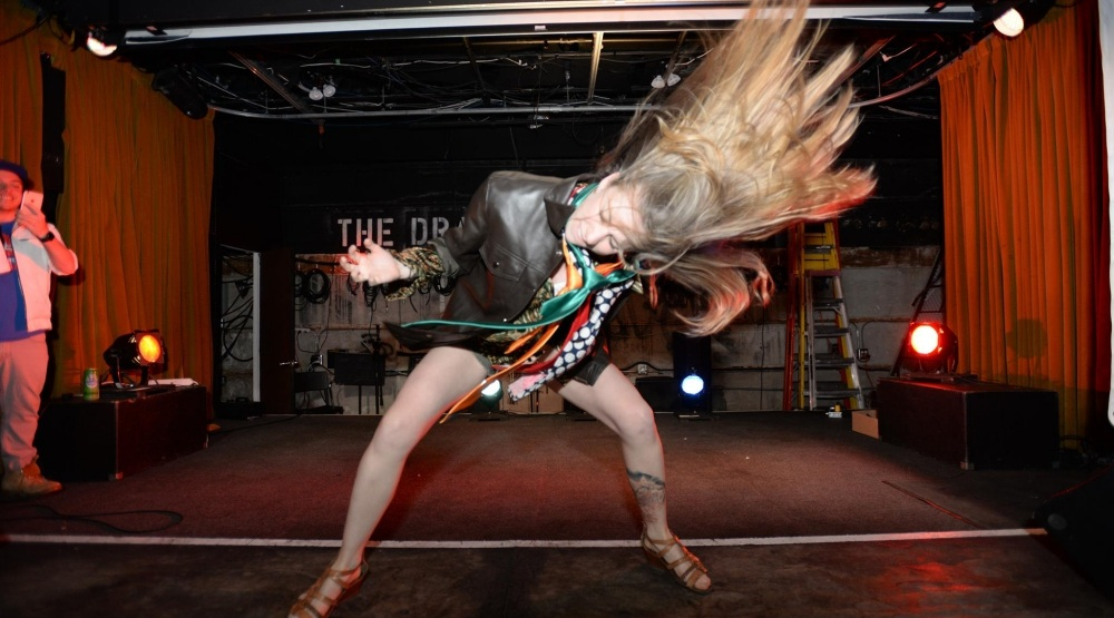 Air Guitar Championships take place in Toronto this Saturday