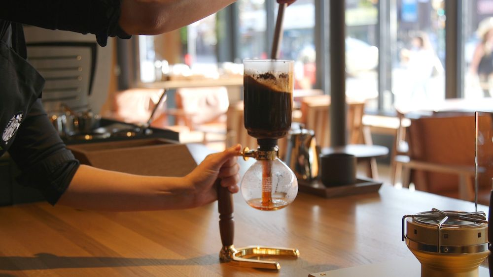 Starbucks Launches Western Canada S First Reserve Coffee