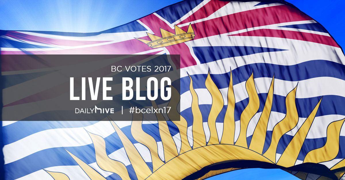 Bc election 2017 live blog