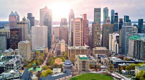 high-tech cities financial centres