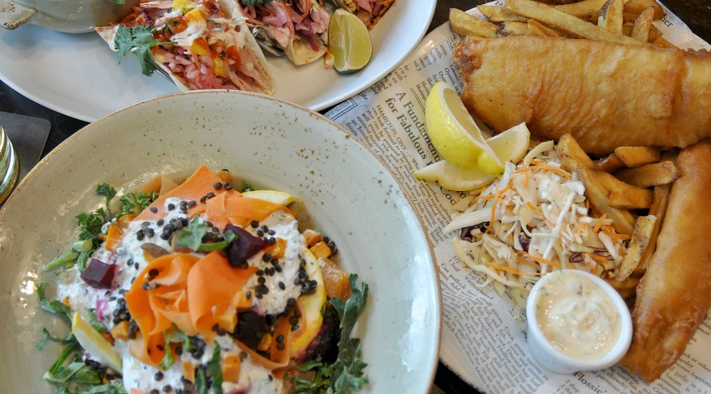 6 must-try dishes from Fionn MacCool's new sustainable menu