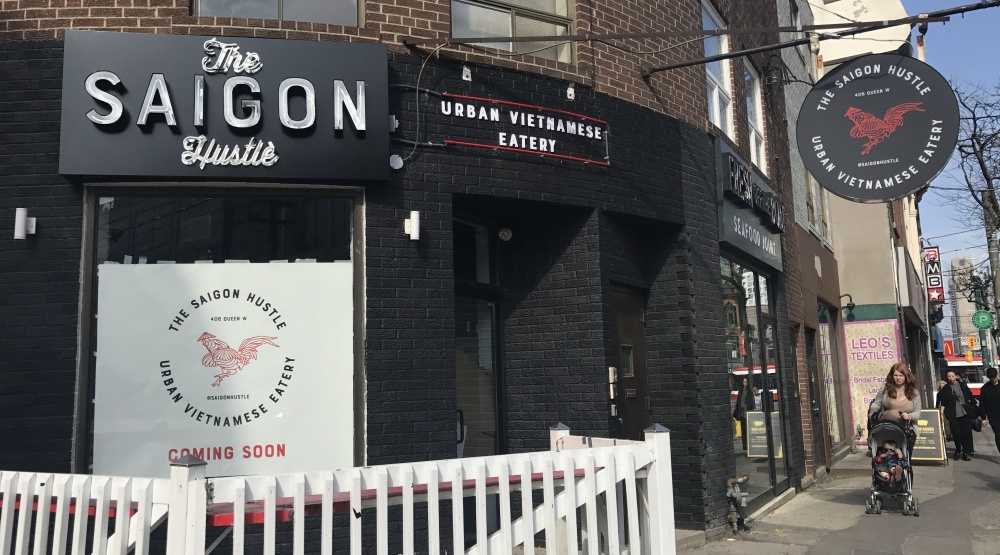 This OG Chinatown chef is opening a new Vietnamese street food spot