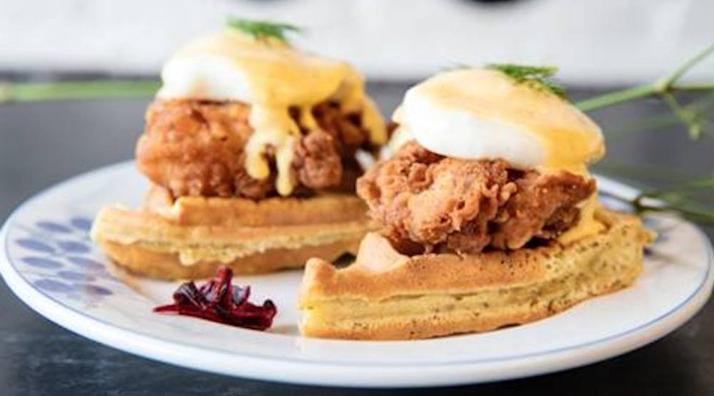 The Lockhart is serving $1 brunch this Saturday