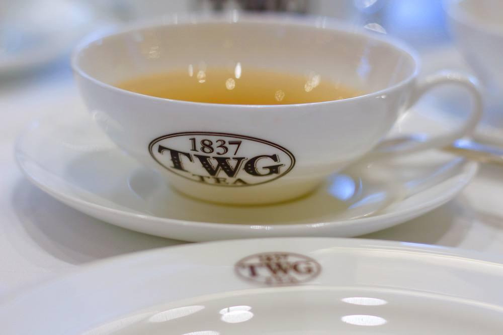 TWG Tea Salon Vancouver