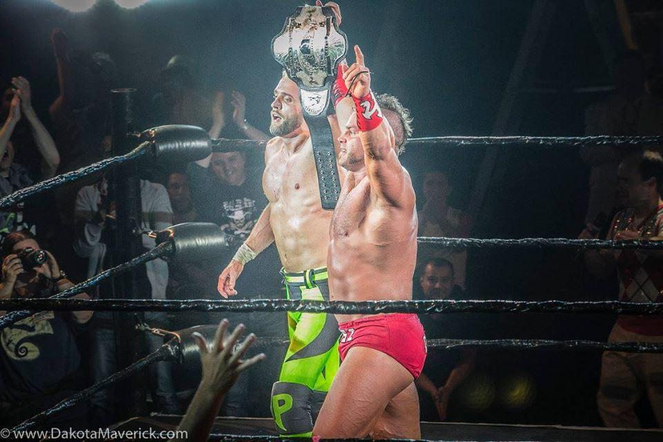 Wrestling El Phantasmo Ballroom Brawl 6