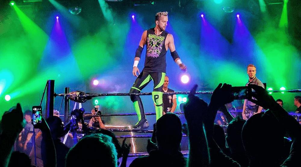 Vancouver wrestler heading overseas to chase pro wrestling dream