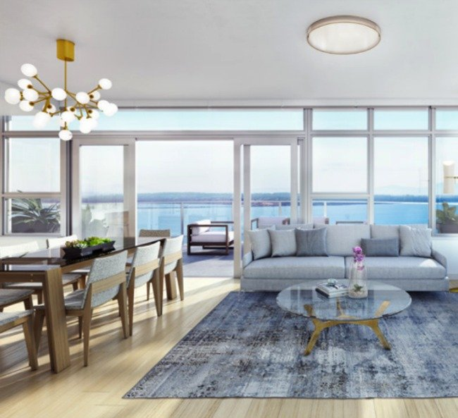 Miramar Village: Oceanview Condos In White Rock Offer The