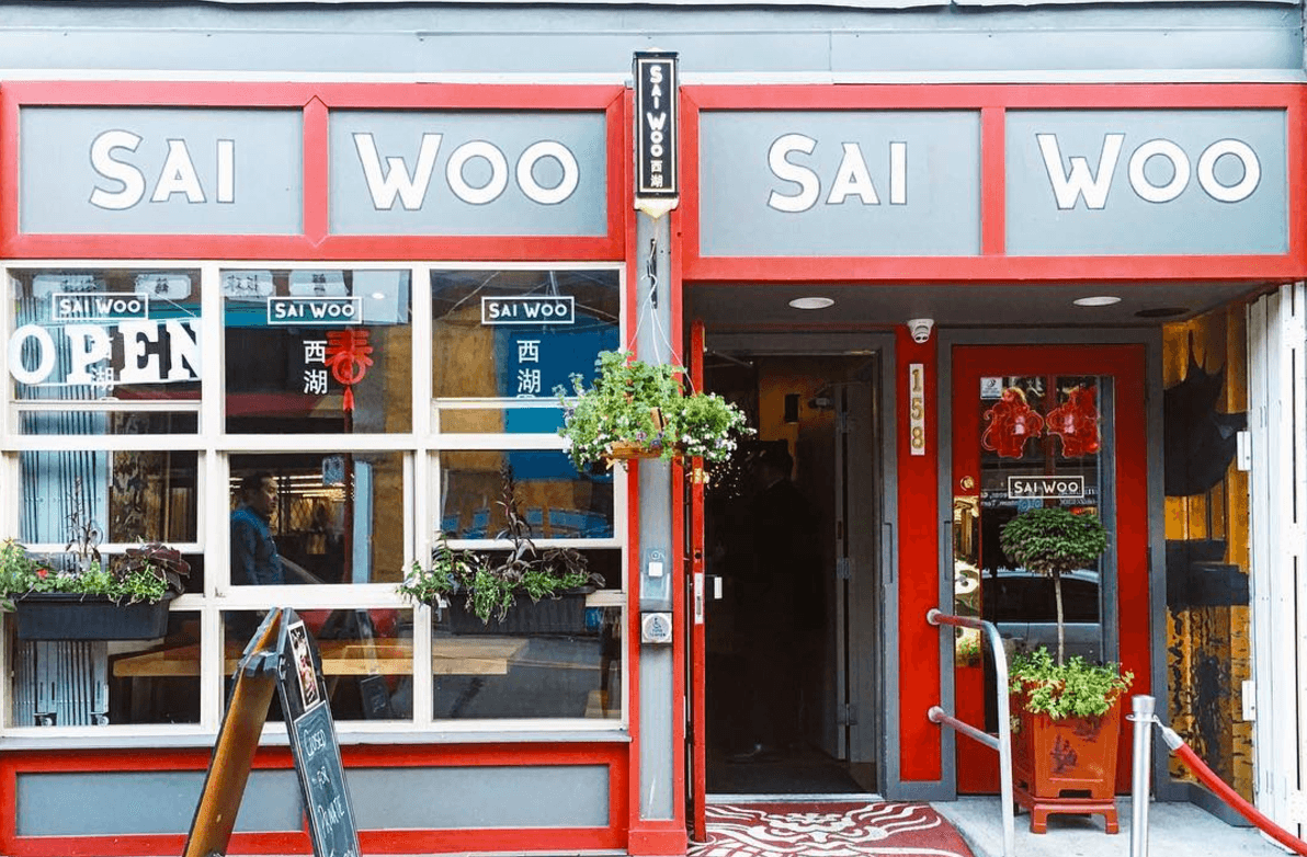Happy Hours: 25% off all bottles of wine at Sai Woo