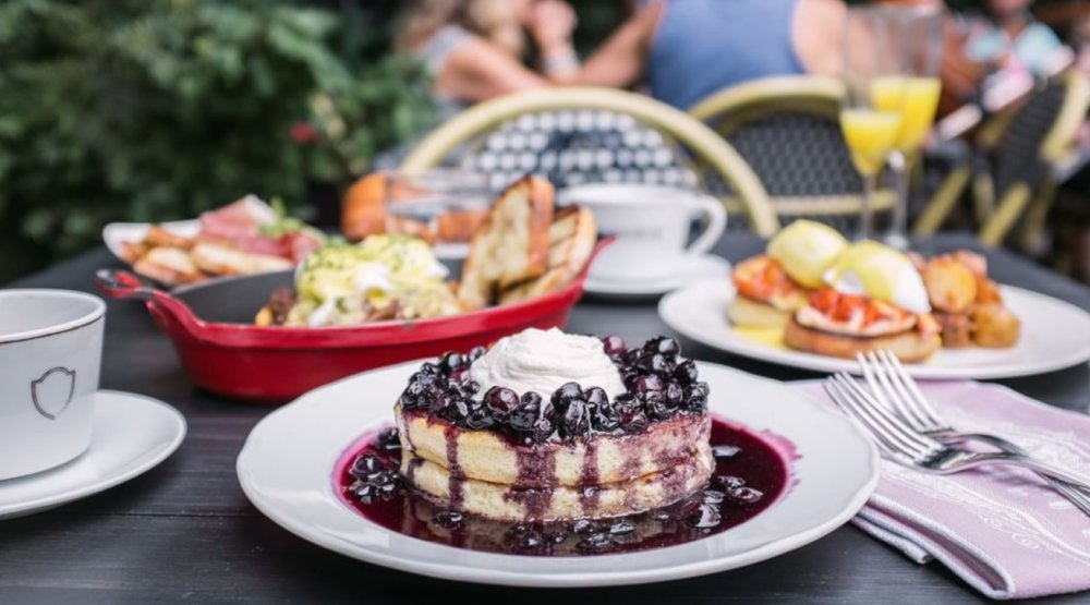 The best patios to hit for brunch in Toronto this summer (MAP)