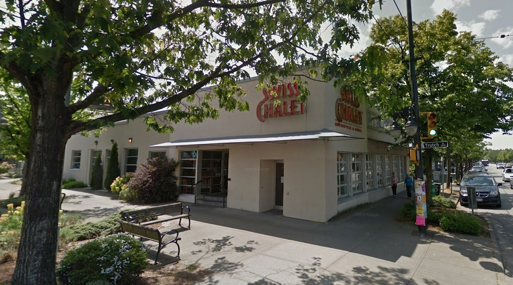 Swiss chalet vancouver 3204 west broadway