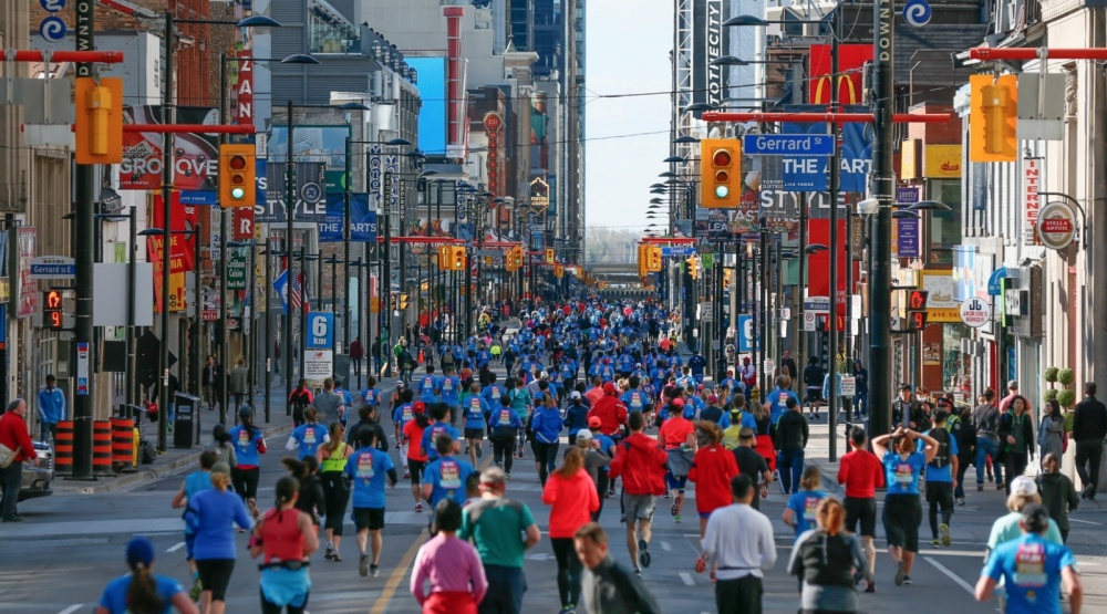 Road closures in Toronto this weekend, May 13 and 14