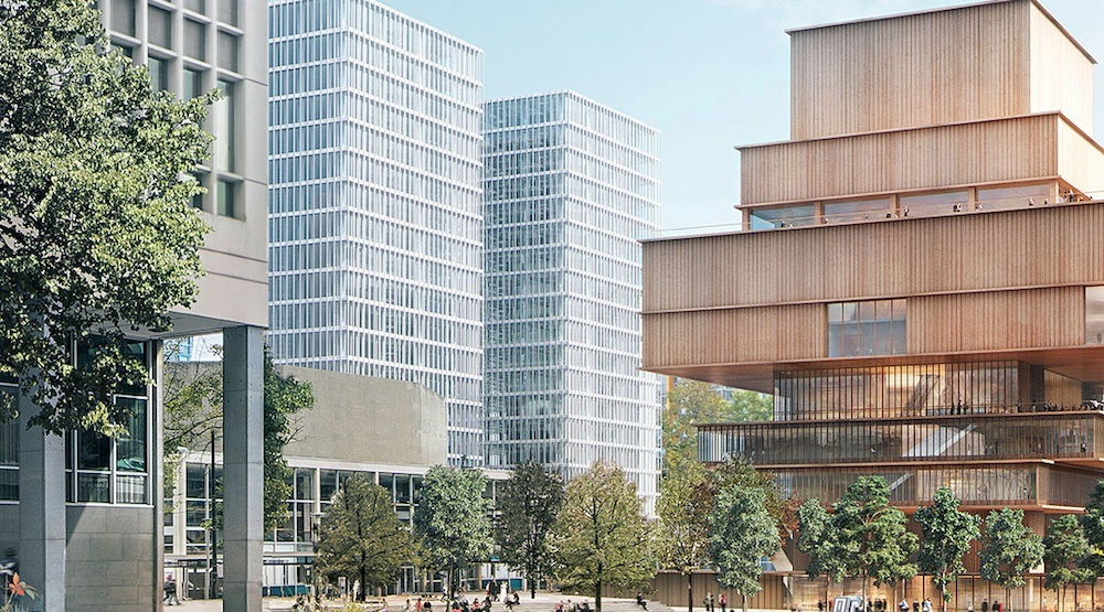 2 office towers planned as part of new Vancouver Art Gallery site
