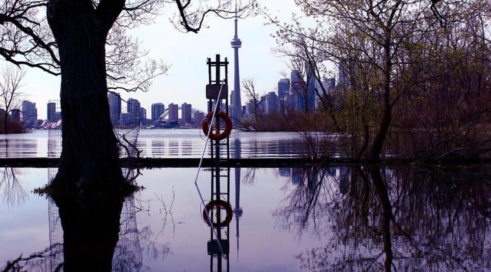 Toronto Islands are still under water… (PHOTOS)