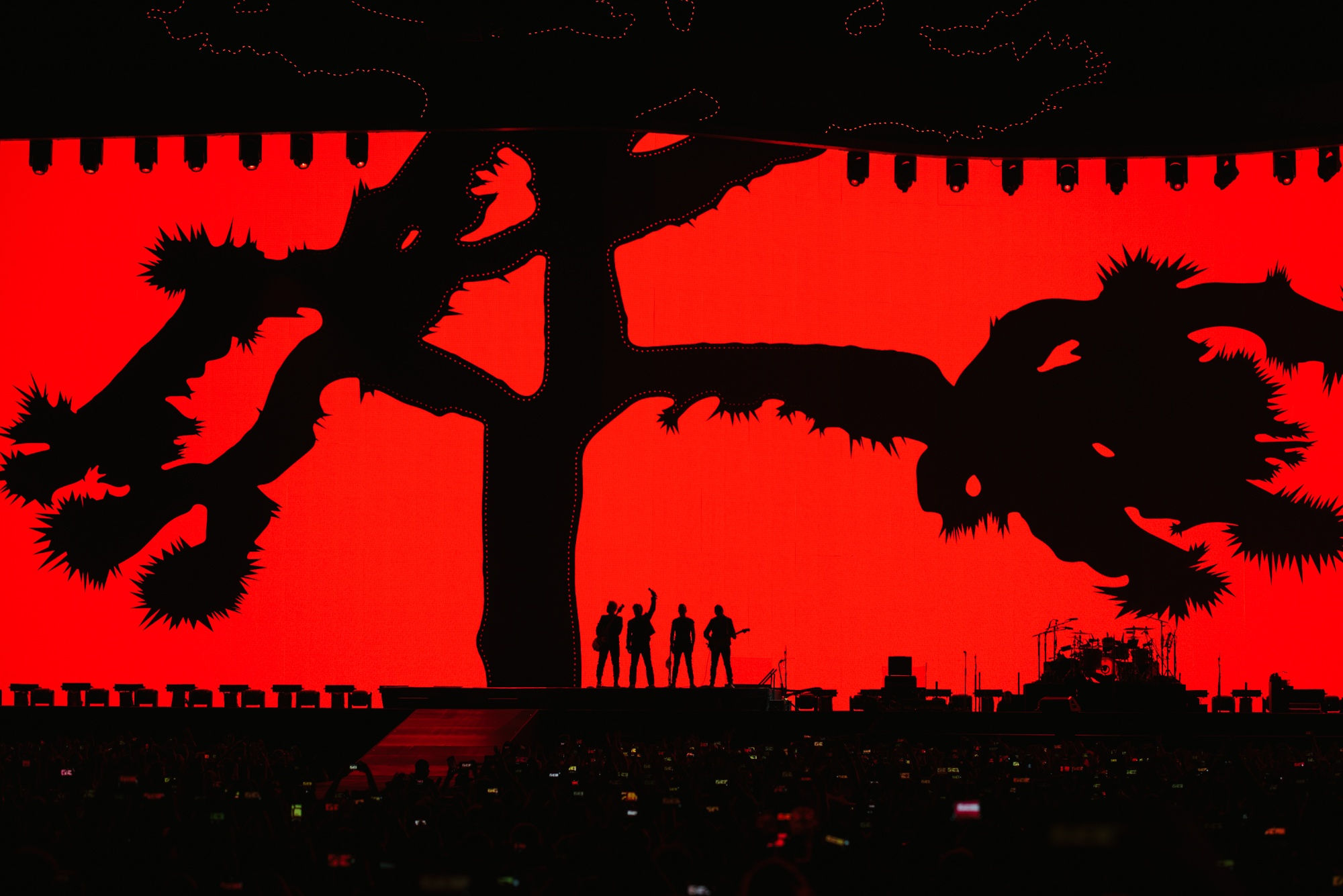 Vancouver loves U2 show, with or without Mumford & Sons (PHOTOS)