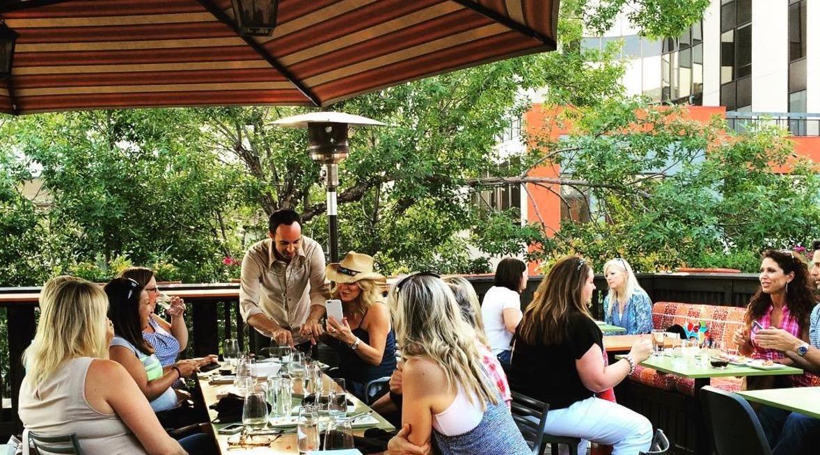 Best hidden and rooftop patios in Calgary
