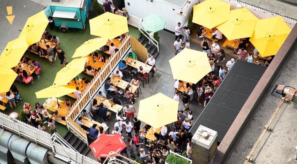 10 of Toronto's best brewpub patios (MAP)