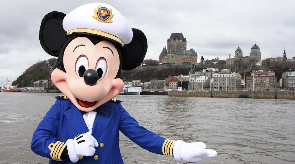 Disney Cruise Line launching magical voyages from Quebec City in 2018