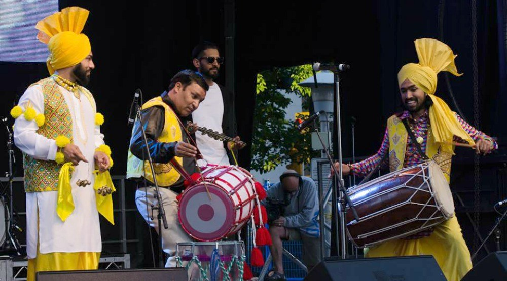 More than 350 performers at the City of Bhangra Festival