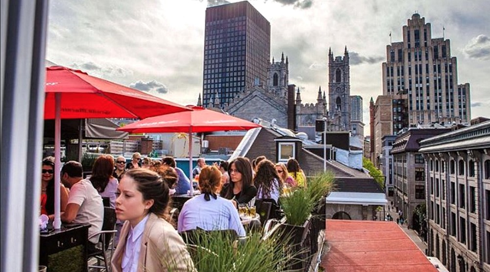 8 terraces you need to check out for brunch