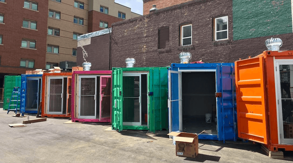 Outdoor pop-up retail park coming to East Village in June