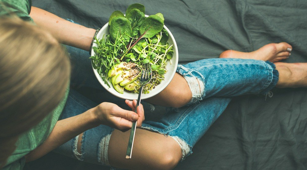 Veg saladshutterstock