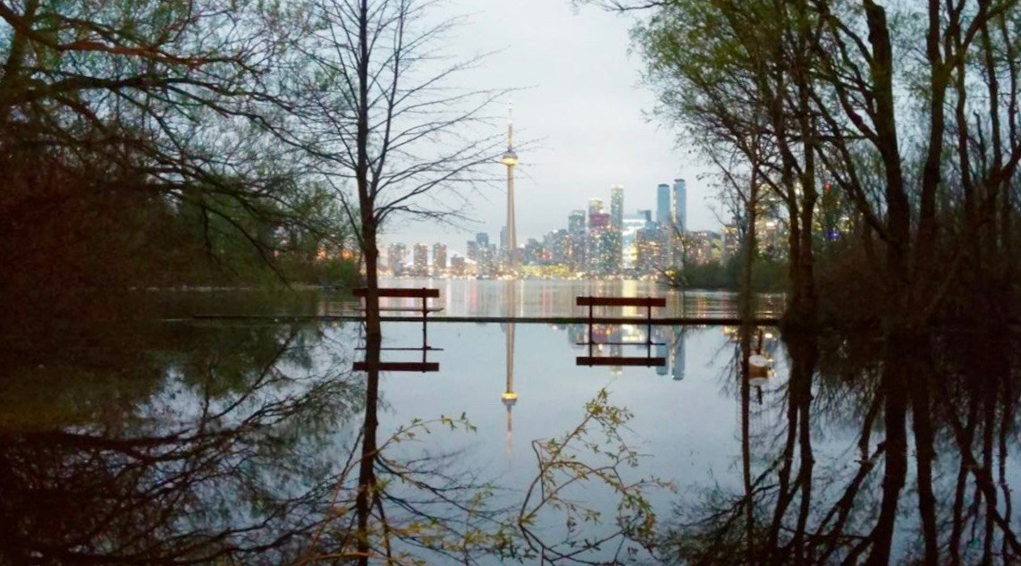 Toronto Islands closed to the public until at least July due to flooding