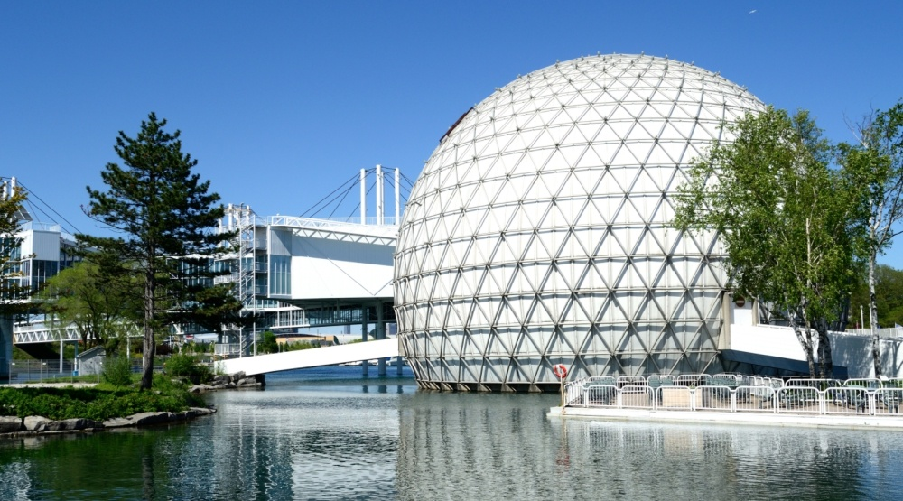 See free movies at the Ontario Place Cinesphere this month