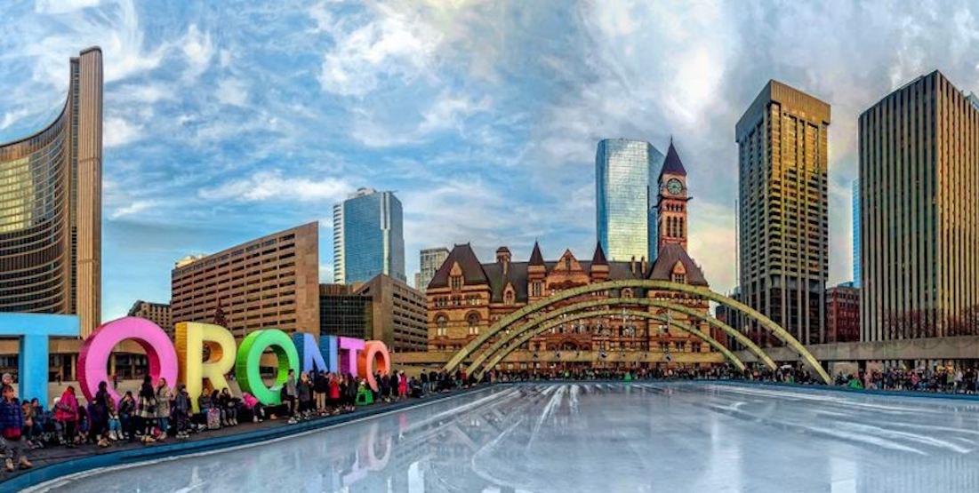 The City of Toronto has launched its third photography contest