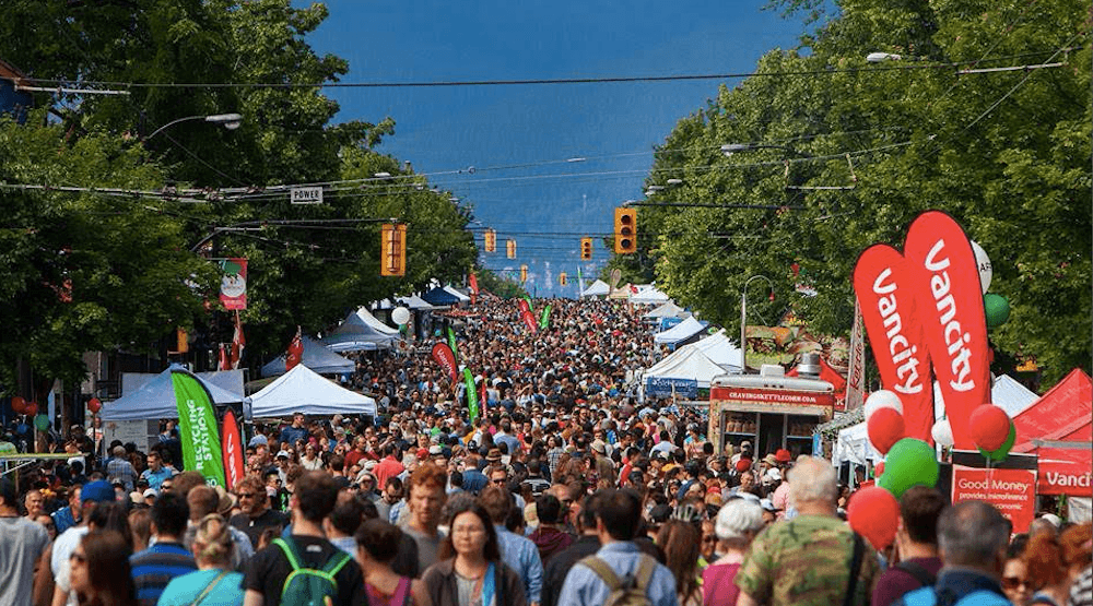 Italian Day on Commercial Drive (Clayton Perry Photography)