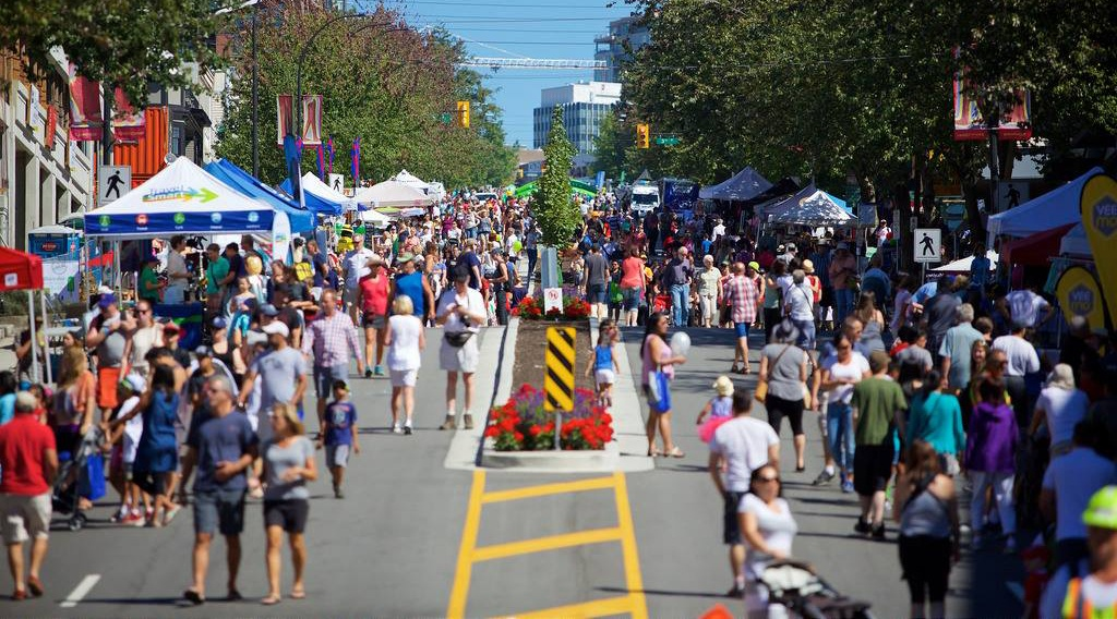 Car free day vancouver facebook