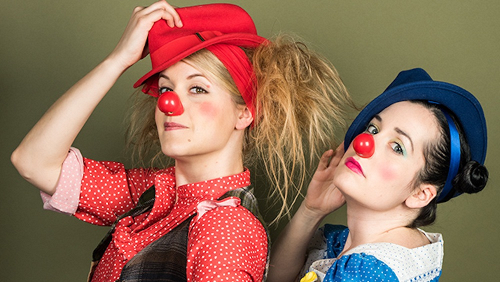The Toronto Festival of Clowns returns this month