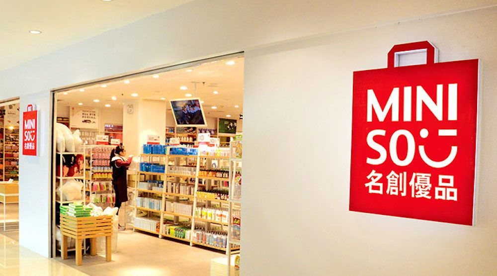 Chinese dollar store MINISO plans to open 500 stores in Canada