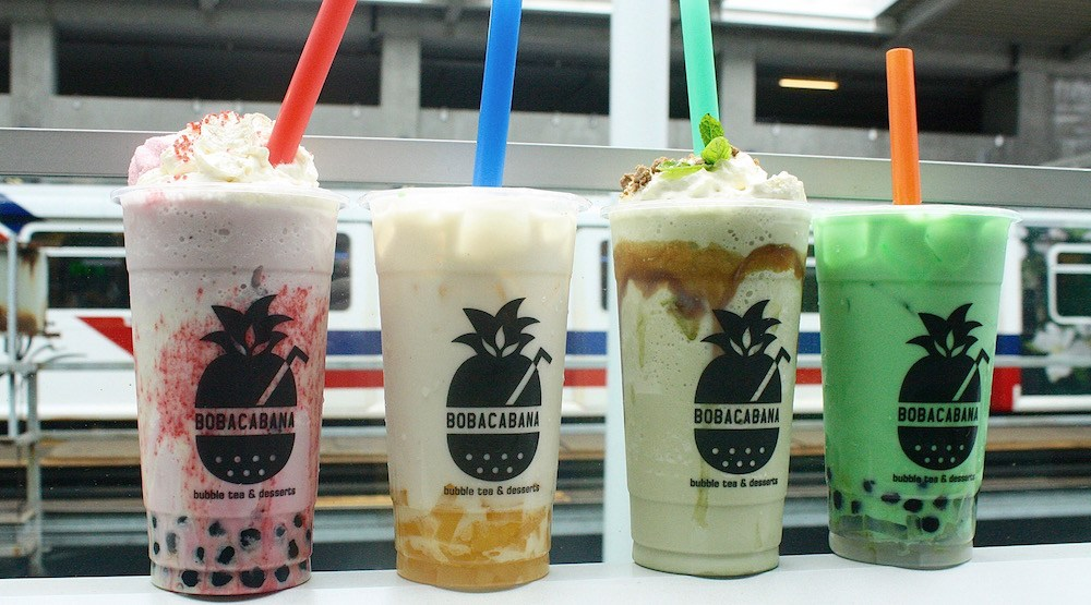 Bobacabana: fresh bubble tea and wild waffles right in New West's SkyTrain Station