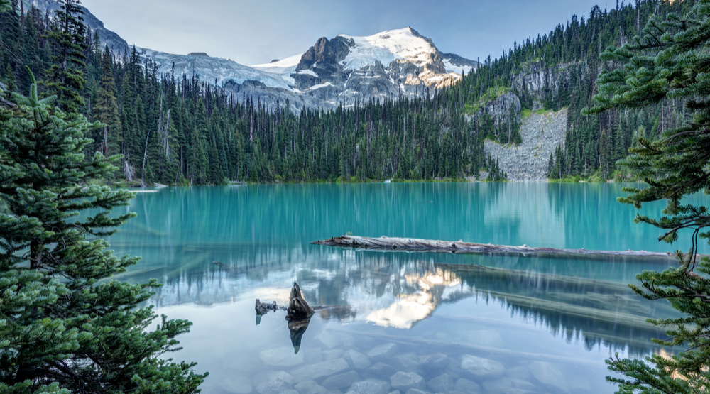 Beautiful BC: Joffre Lakes is a #nofilter phenomenon