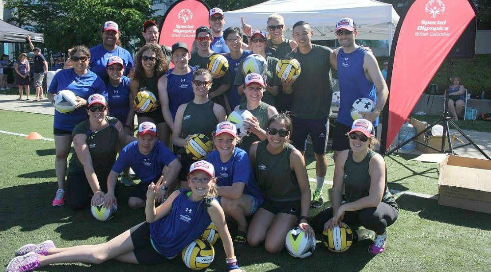 Motionball's Marathon of Sport highlights BC Special Olympics athletes