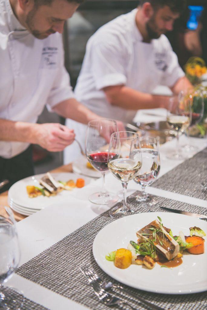 TV chef secret restaurant