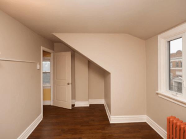 Parkdale apartment