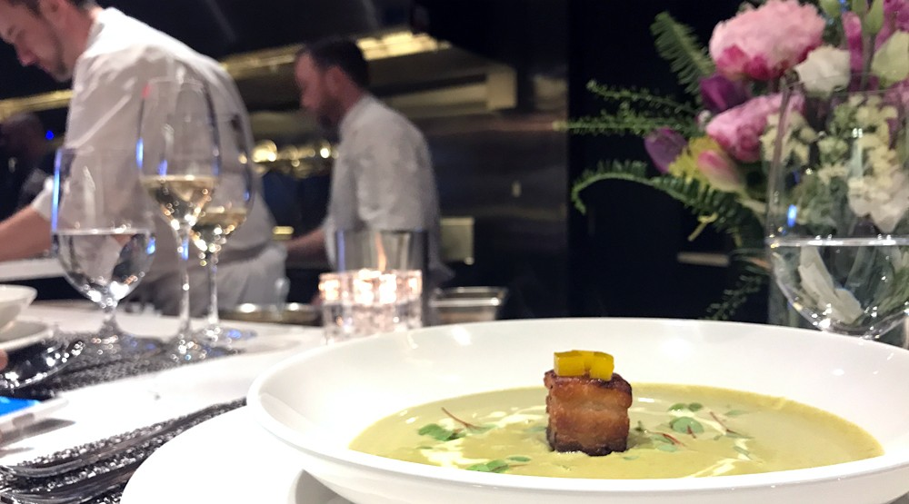 This TV chef will cook for you in a hidden Toronto dining room