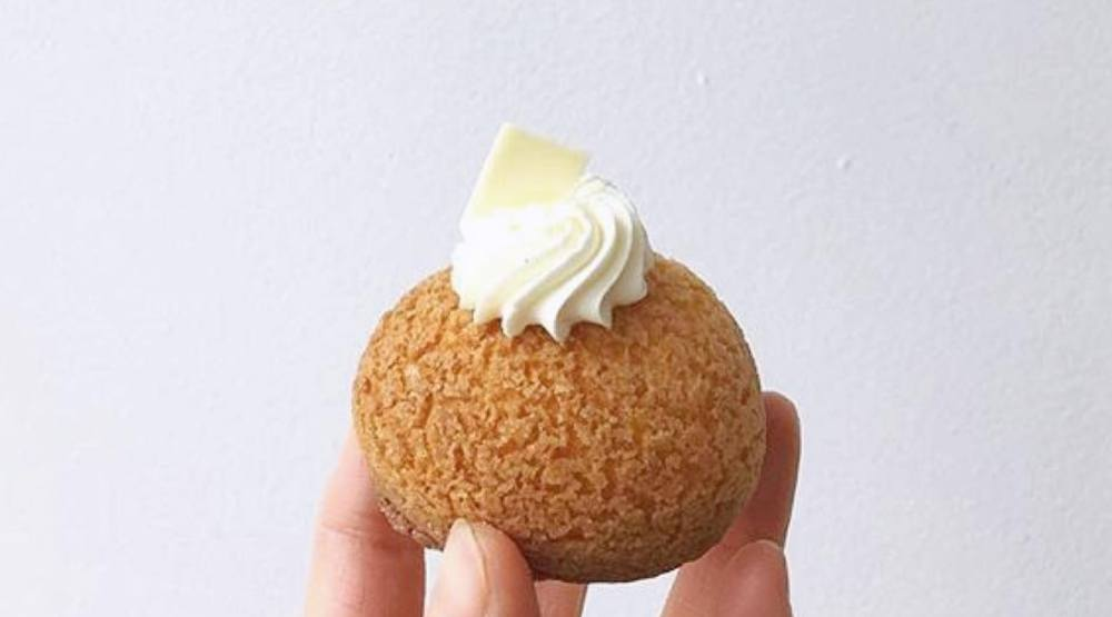 There's a Cream Puff Social happening in Toronto this month