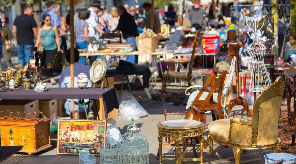 One of Toronto's biggest yard sales is happening next month