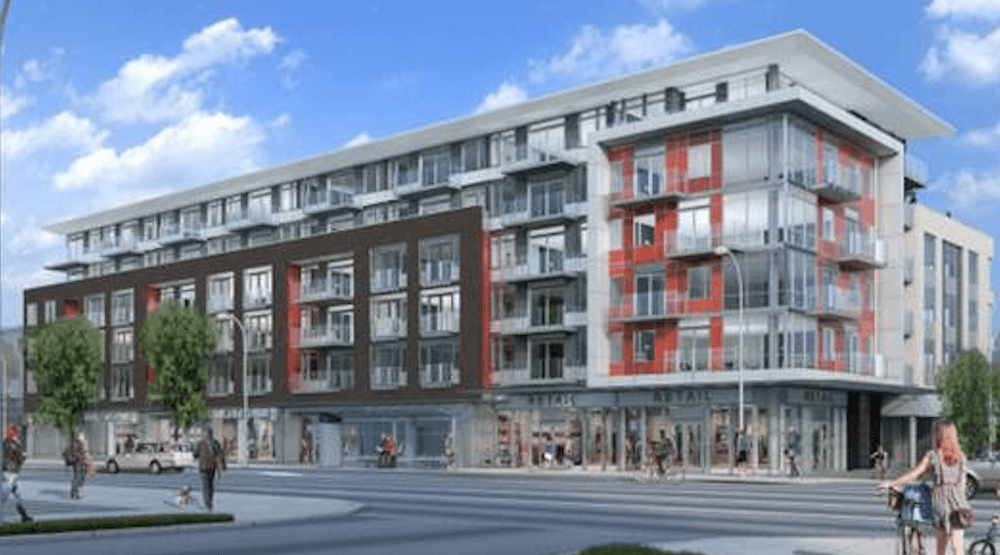 199 new rental homes approved for Vancouver