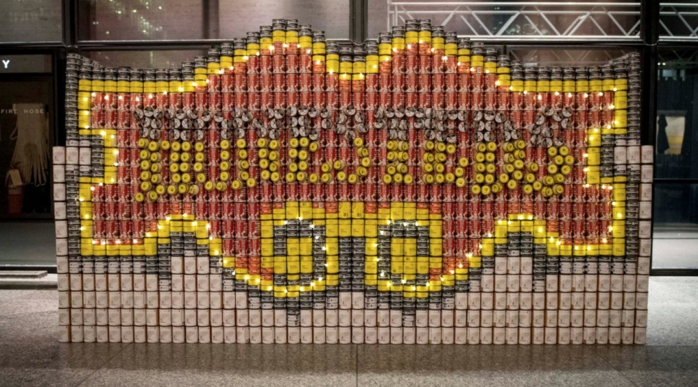 10 incredible installations from Canstruction 2017 in Toronto (PHOTOS)