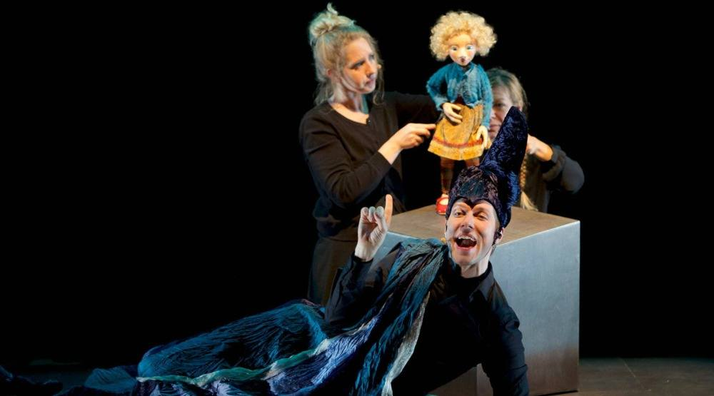Bring your kids to this Hans Christian Andersen inspired play