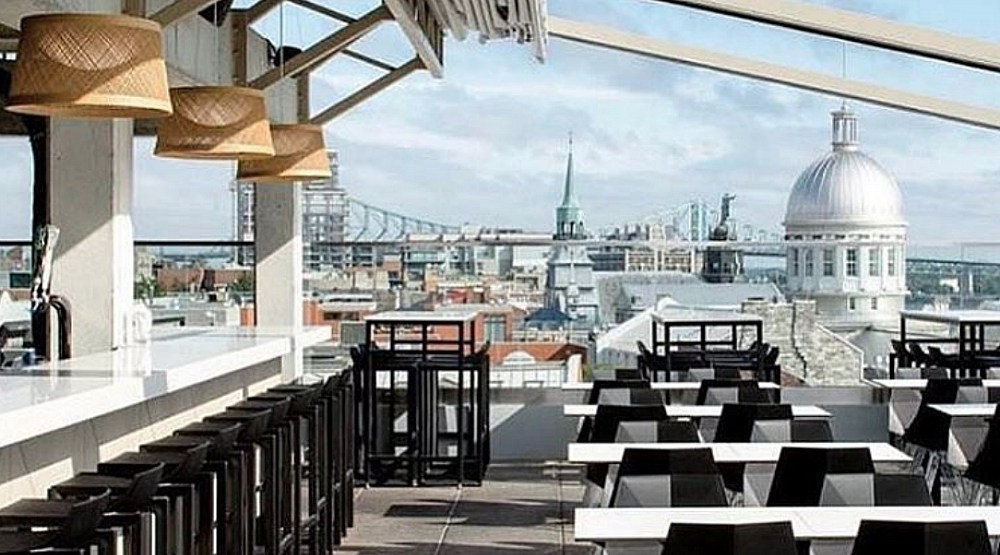 8 patios to check out in Old Montreal