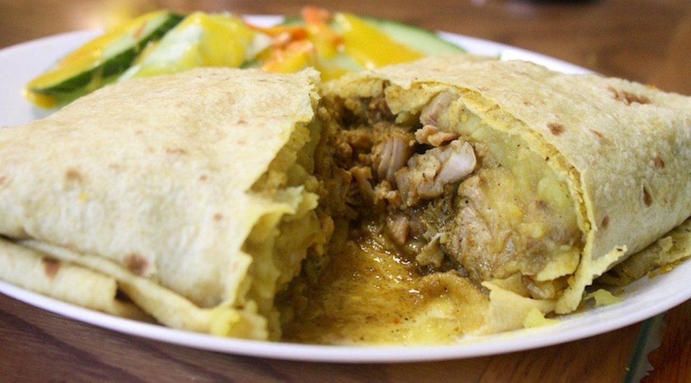 D Roti Shak brings all the charm and flavour of the Caribbean to Metro Van